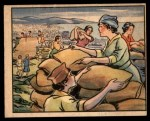 1938 Gum Inc. Horrors of War #164   Catalan Women Build New Fortifications Front Thumbnail