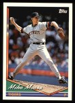 1994 Topps #523  Mike Moore  Front Thumbnail