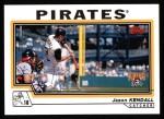 2004 Topps #153  Jason Kendall  Front Thumbnail