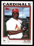 2004 Topps #477  Ray King  Front Thumbnail