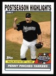 2004 Topps #731   -  Brad Penny World Series Front Thumbnail