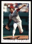 1995 Topps #13  Kenny Rogers  Front Thumbnail