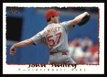 1995 Topps #56  John Smiley  Front Thumbnail