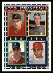 1995 Topps #369  Bucky Buckles / Brad Clontz  Front Thumbnail