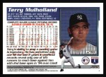 1995 Topps #380  Terry Mulholland  Back Thumbnail