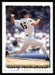 1995 Topps #380  Terry Mulholland  Front Thumbnail