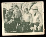 1950 Topps Hopalong Cassidy #82   bad accident Front Thumbnail