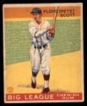 1933 Goudey #70  Floyd Scott  Front Thumbnail