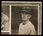 1935 Goudey 4-in-1  Joe Kuhel / Earl Whitehill / Buddy Myer / John Stone  Back Thumbnail