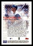 2000 Topps #475 B  -  Ken Griffey Jr. 1997 AL MVP - Magic Moments Back Thumbnail
