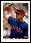 1995 Topps Traded #50 T Mickey Tettleton  Front Thumbnail