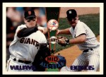 1995 Topps Traded #158 T  -  Wade Boggs / Matt Williams All-Star Front Thumbnail