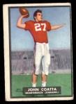 1951 Topps Magic #17  John Coatta  Front Thumbnail
