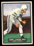 1951 Topps Magic #11  Lloyd Hill  Front Thumbnail
