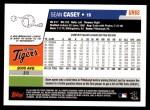 2006 Topps Update #68  Sean Casey  Back Thumbnail