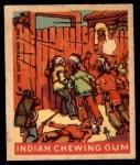 1933 Goudey Indian Gum #172   The Battering Ram  Front Thumbnail
