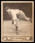 1940 Play Ball #33  Fritz Ostermueller  Front Thumbnail