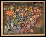 1938 Gum Inc. Horrors of War #155   Cantonese Parade through Coffin-lined Streets Front Thumbnail