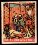 1933 Goudey Indian Gum #172   The Battering Ram  Front Thumbnail