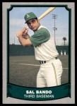 1988 Pacific Legends #99  Sal Bando  Front Thumbnail