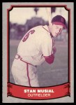 1988 Pacific Legends #6  Stan Musial  Front Thumbnail