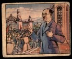 1938 Gum Inc. Horrors of War #288   Czech President Surrenders as Mobs Cry Fight Front Thumbnail