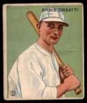1933 Goudey #201  Ernie Orsatti  Front Thumbnail