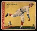1933 Goudey #60  Waite Hoyt  Front Thumbnail
