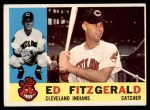 1960 Topps #423  Ed Fitzgerald  Front Thumbnail