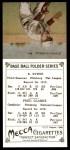 1911 T201 Mecca Reprint #8  Fred Clarke / Bobby Byrne  Back Thumbnail