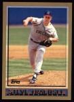 1998 Topps #23  Steve Trachsel  Front Thumbnail