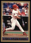 1998 Topps #94  Mike Lieberthal  Front Thumbnail