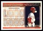 1998 Topps #118  Royce Clayton  Back Thumbnail