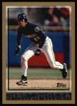1998 Topps #212  Gerald Williams  Front Thumbnail
