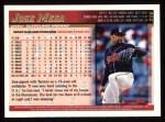 1998 Topps #216  Jose Mesa  Back Thumbnail