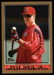1998 Topps #240  Pete Rose Jr.  Front Thumbnail