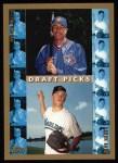 1998 Topps #247  Vernon Wells / Aaron Akin  Front Thumbnail