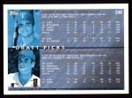 1998 Topps #248  Adam Kennedy / Jason Romano  Back Thumbnail