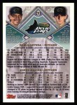 1998 Topps #251  Pable Ortega / James Manias  Back Thumbnail