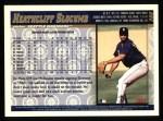 1998 Topps #388  Heathcliff Slocumb  Back Thumbnail