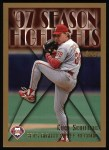 1998 Topps #476   -  Curt Schilling Season Highlights Front Thumbnail