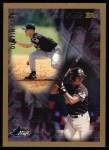 1998 Topps #500  Dustin Carr / Luis Cruz  Front Thumbnail