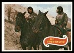1969 Topps Planet of the Apes #39   The Forbidden Zone Front Thumbnail