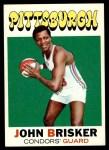 1971 Topps #180  John Brisker  Front Thumbnail