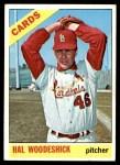 1966 Topps #514  Hal Woodeshick  Front Thumbnail