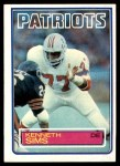 1983 Topps #336  Kenneth Sims  Front Thumbnail
