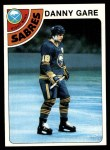 1978 Topps #209  Danny Gare  Front Thumbnail