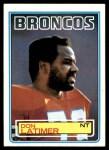 1983 Topps #265  Don Latimer  Front Thumbnail