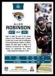 2016 Score #151  Allen Robinson  Back Thumbnail