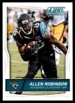 2016 Score #151  Allen Robinson  Front Thumbnail